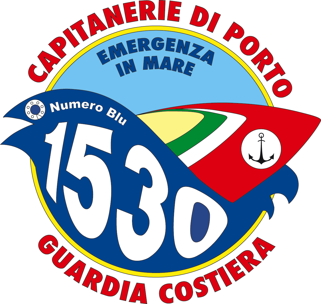 Guardia Costiera 1530 - Emergenza Mare